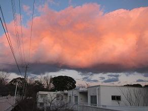 冬の夕焼け空.JPG