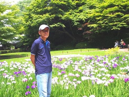 2016.6.6明月院花菖蒲園.JPGのサムネール画像
