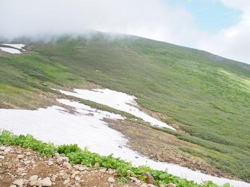 月山雪渓.JPGのサムネール画像