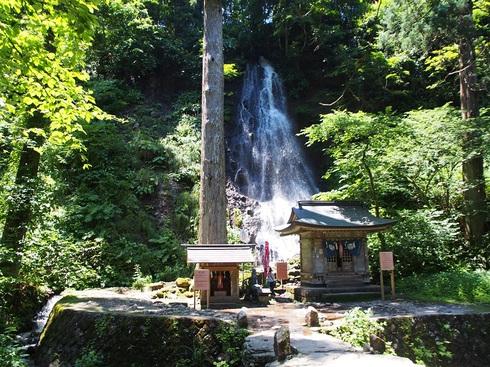 羽黒山・須賀の滝.JPGのサムネール画像