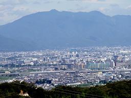 20100715梅雨の晴れ間の夕焼け3.JPG
