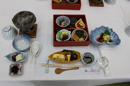 向陽閣の料理.JPG