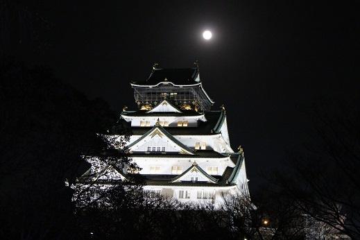 満月と大阪城2018.JPG