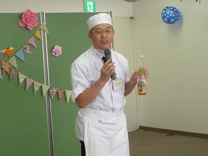 誕生パティー岡田課長1月.JPG