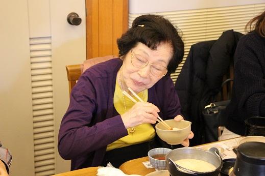 2017一泊旅行豆腐料理に満喫.JPG